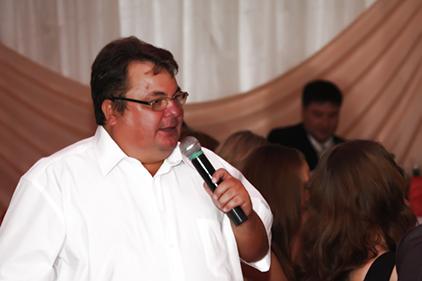 Ведущий, тамада, конферансье Алексей Пикальков